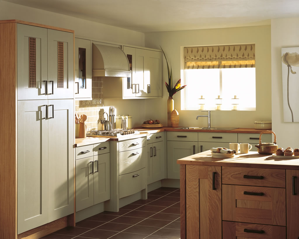 Painted Kitchen Floor Painted Timber Kitchens Just Kitchens Kitchen Showroom Inverness